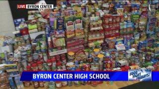Food Fight Fridays: Byron Center HighSchool