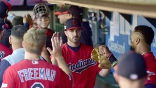 Aaron_Civale_Detroit Tigers v Cleveland Indians