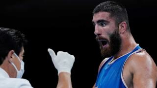 Olympic Boxing Day 9: DQ leaves Frenchman fried