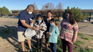 Denver7 Gives provides clothing, gift cards to Greeley family struggling to find permanent housing