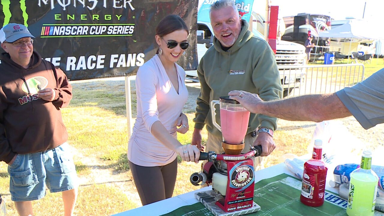 Tailgaters gear up for NASCAR playoffs at RichmondRaceway