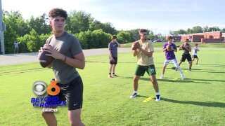 Former Henrico standout Malcolm Bell trains the QBs of thefuture