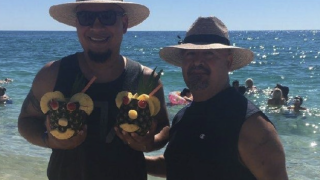 Danny Duran said his father Juan Duran