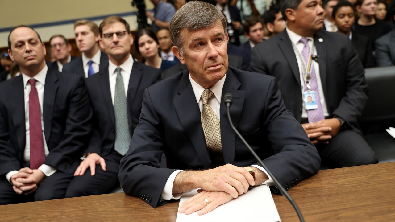 Acting Director of National Intelligence Joseph Maguire Testifies Before House Intelligence Committee