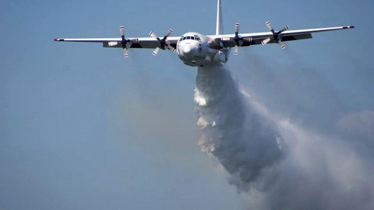 Firefighting plane crashes in Australia, killing 3 Americans