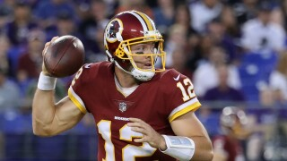 Redskins QB Colt McCoy, a Texas native, donates boat, funds to assist in Harvey Recovery