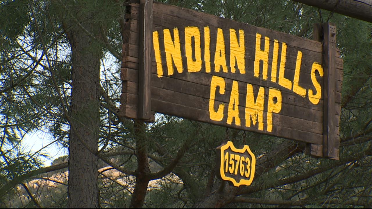 Indian Hills Camp Jamul