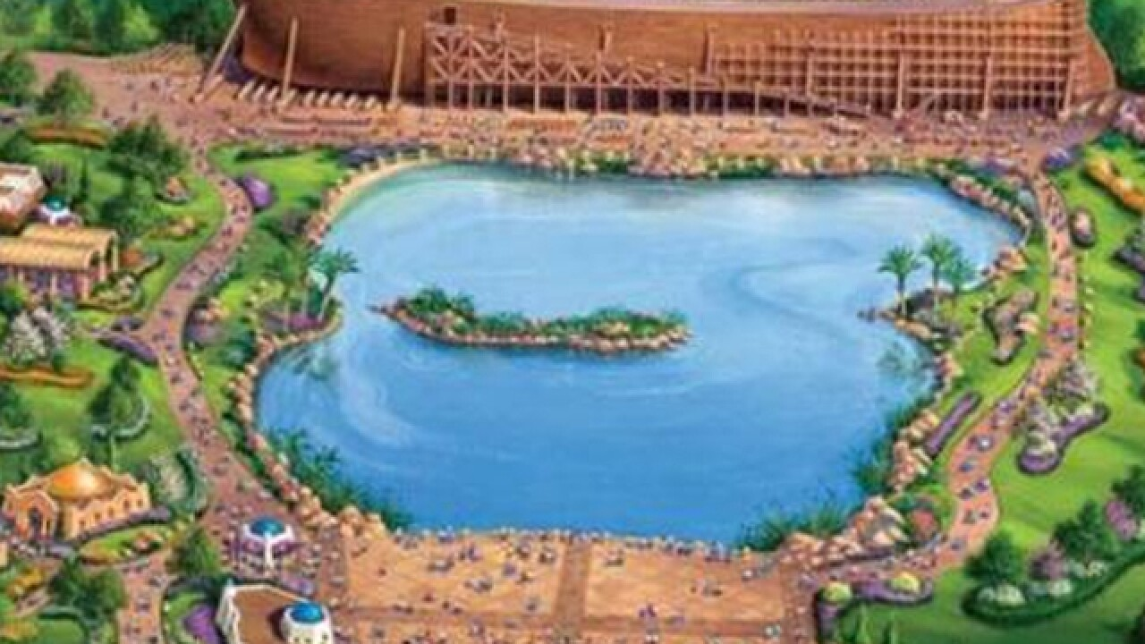 Atheist group's anti-Ark Encounter ads rejected