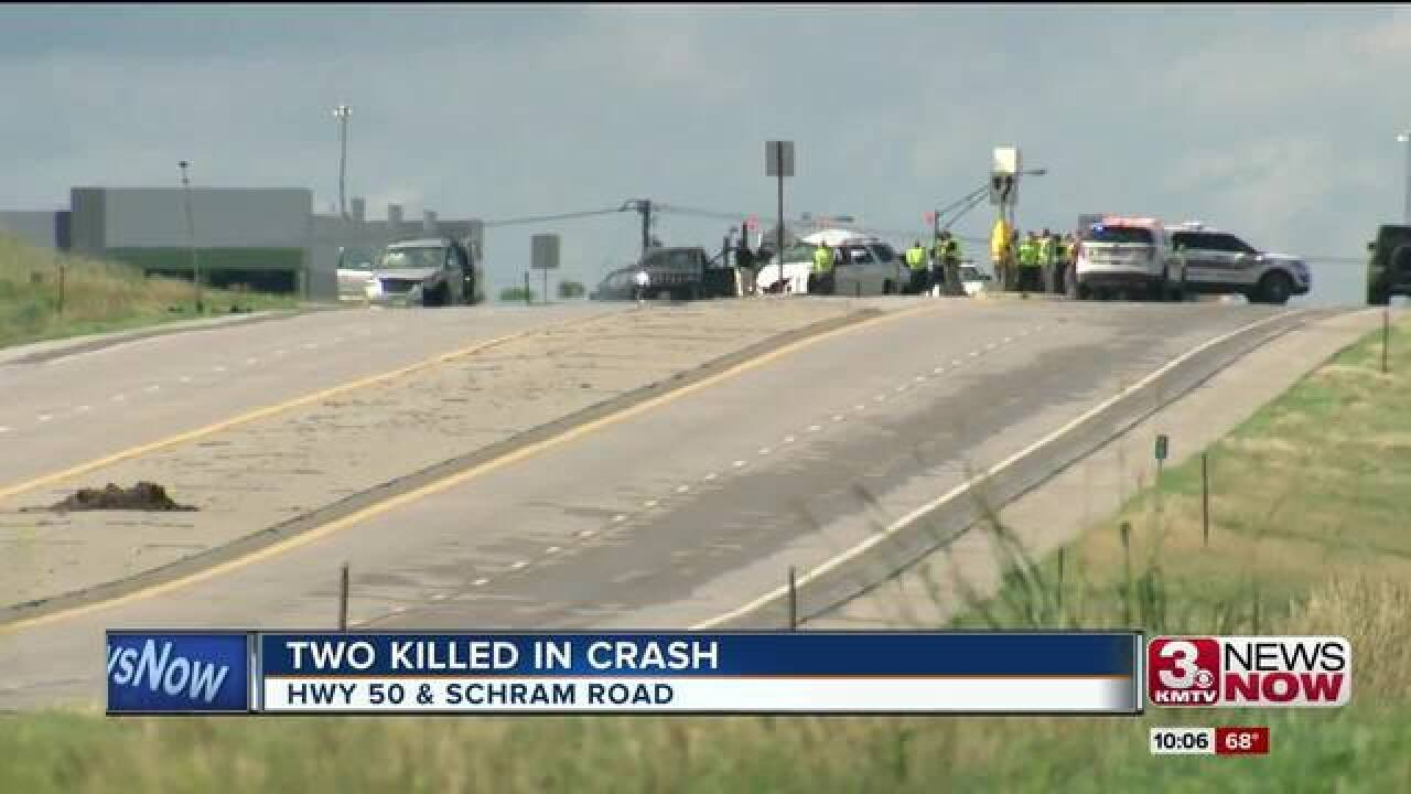 Sheriff's Office releases names of Highway 50 fatal crash victims