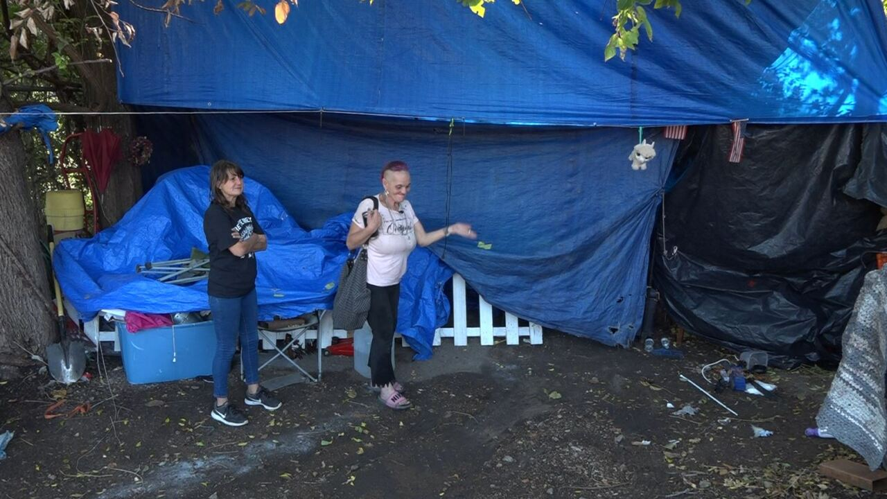 Homeless camping in public areas could see a fine up to $500