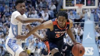 Virginia North Carolina Basketball