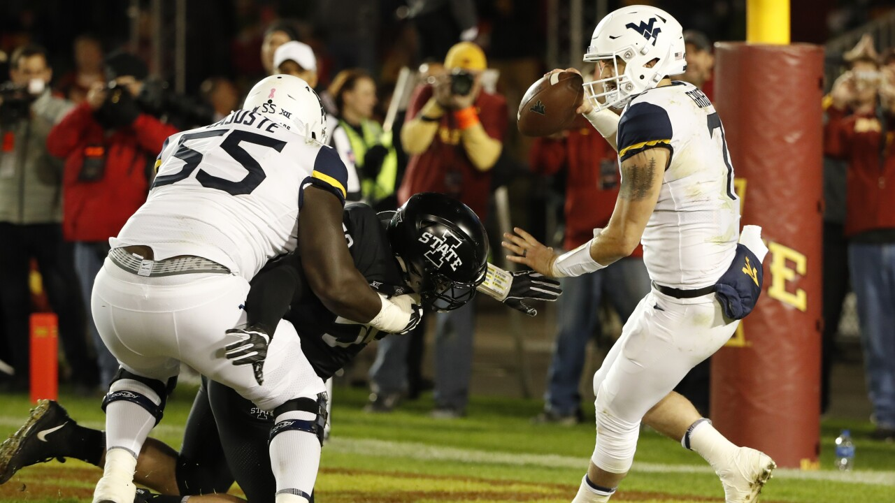 West Virginia Mountaineers v Iowa State