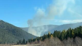 Plant Creek Fire