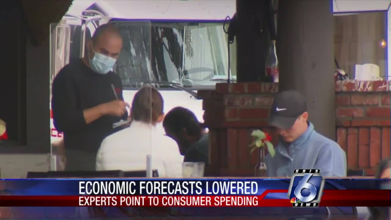 Economic growth expected to dip this year, next year