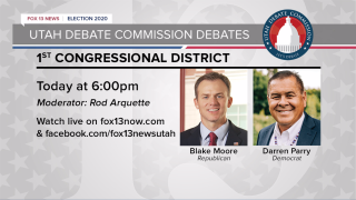 1st Congressional District Debate