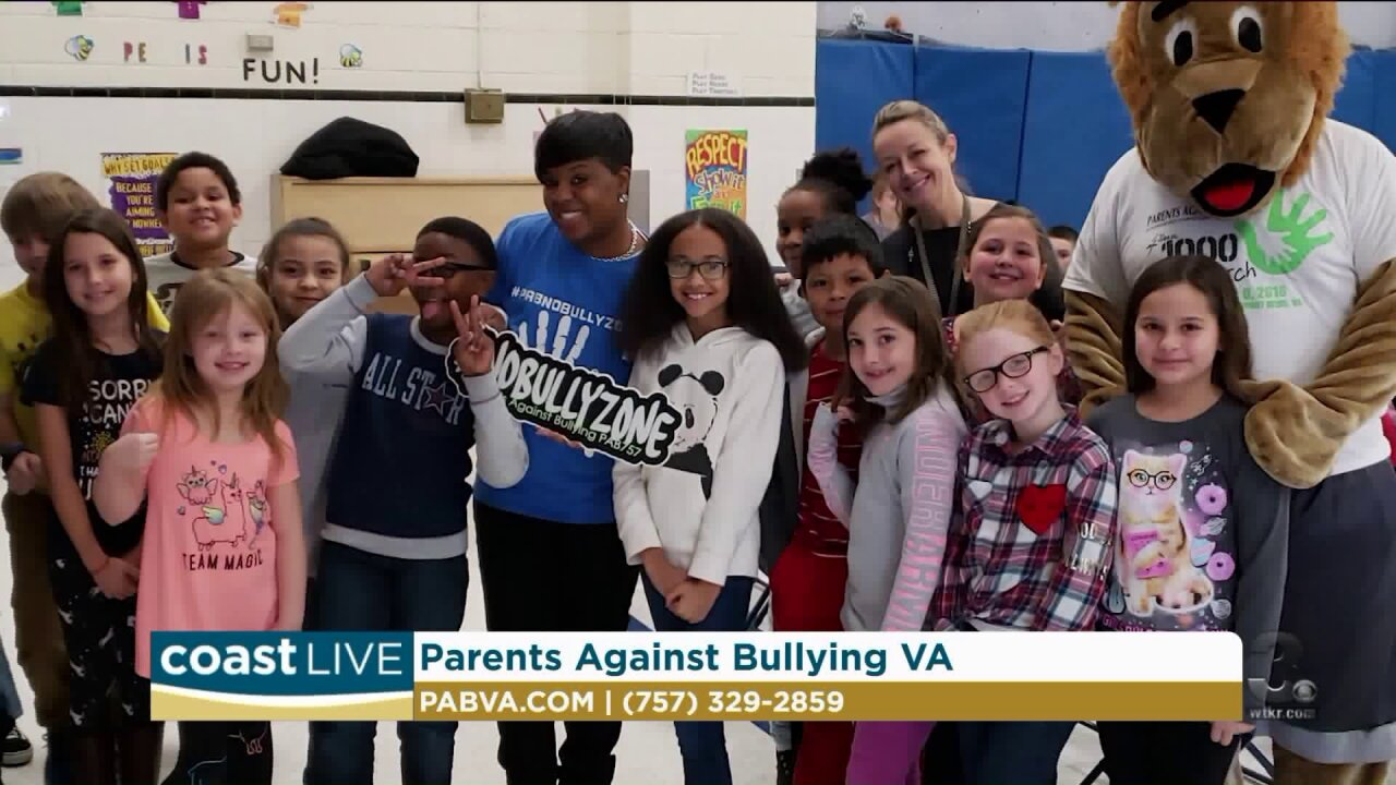 The personal story behind an effort to stop bullying on CoastLive