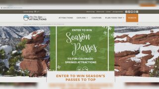 Visit Colorado Springs and Pikes Peak Region Attractions are teaming up to give away annual passes, memberships to 11 different attractions.