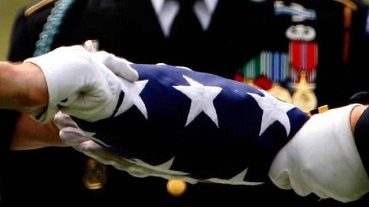 WWII soldier's remains finally return home after 73 years