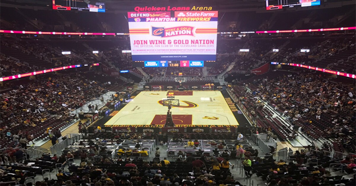 e89176eb797c Official Cavs fan guide: 2017 NBA Finals return home for Games 3 and 4