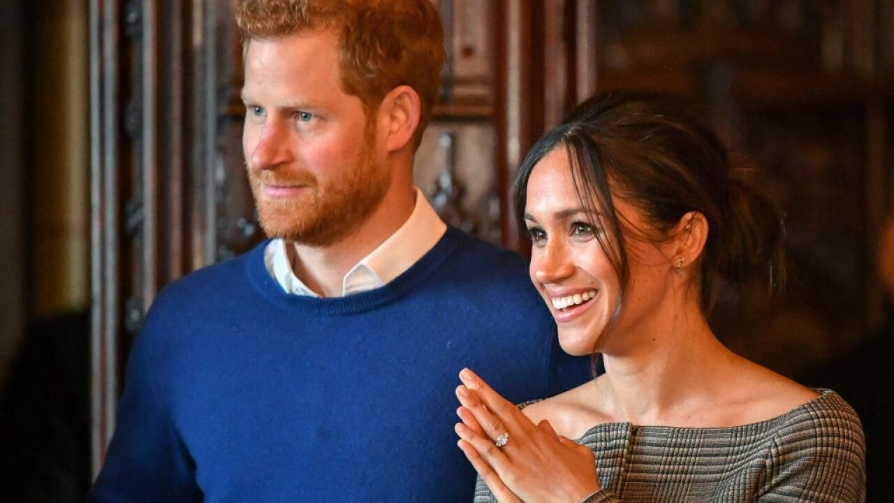 Meghan Markle, Prince Harry expecting first child