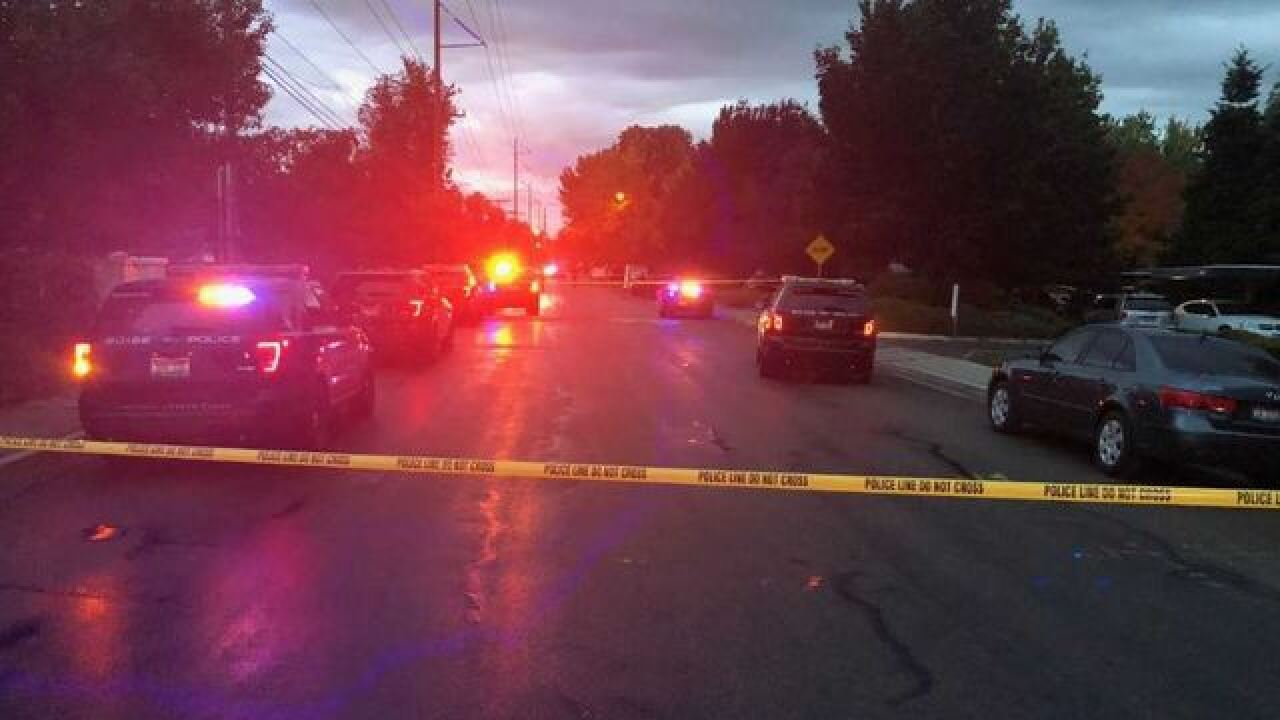 Boise Police hunting for shooting suspect
