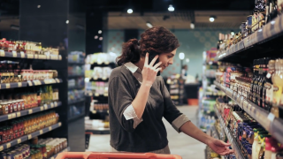 Tactics grocery stores use to keep you shopping longer