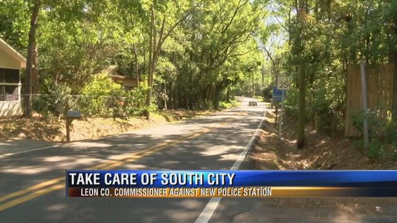 County Commissioner Calls for More Southside Development