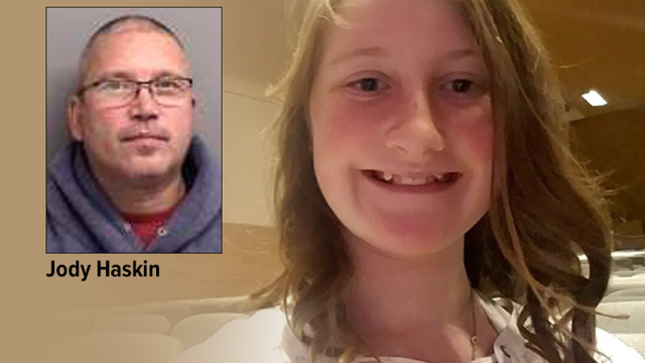 Police: Stepdad identified as suspect in 12-year-old's disappearance; could be North Dakota bound