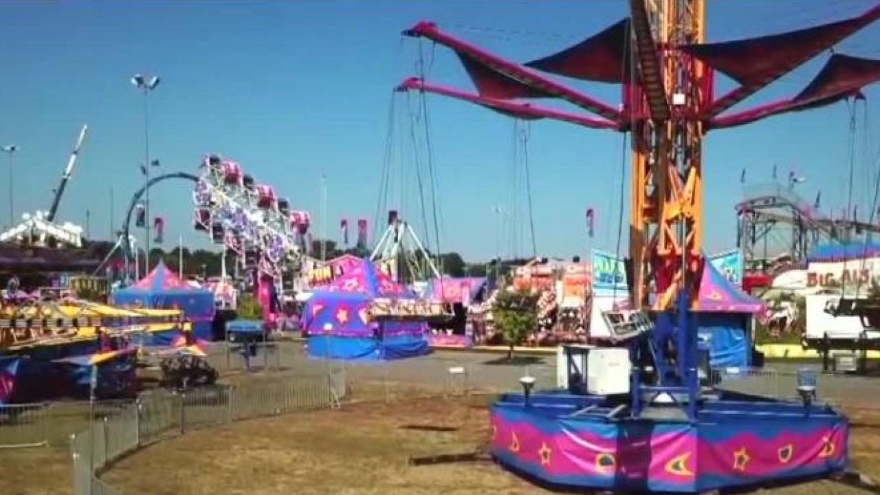 Virginia State Fair to kick off ten-day run on Friday