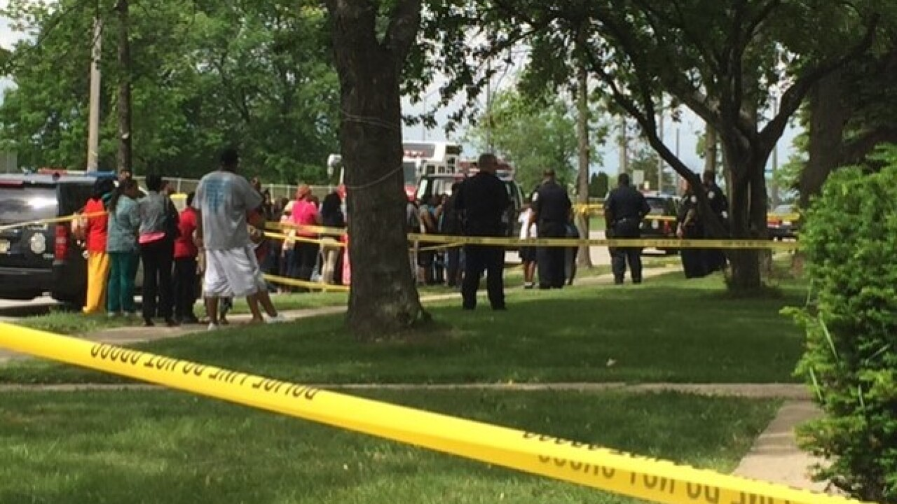 MPD investigating death on city's northwest side
