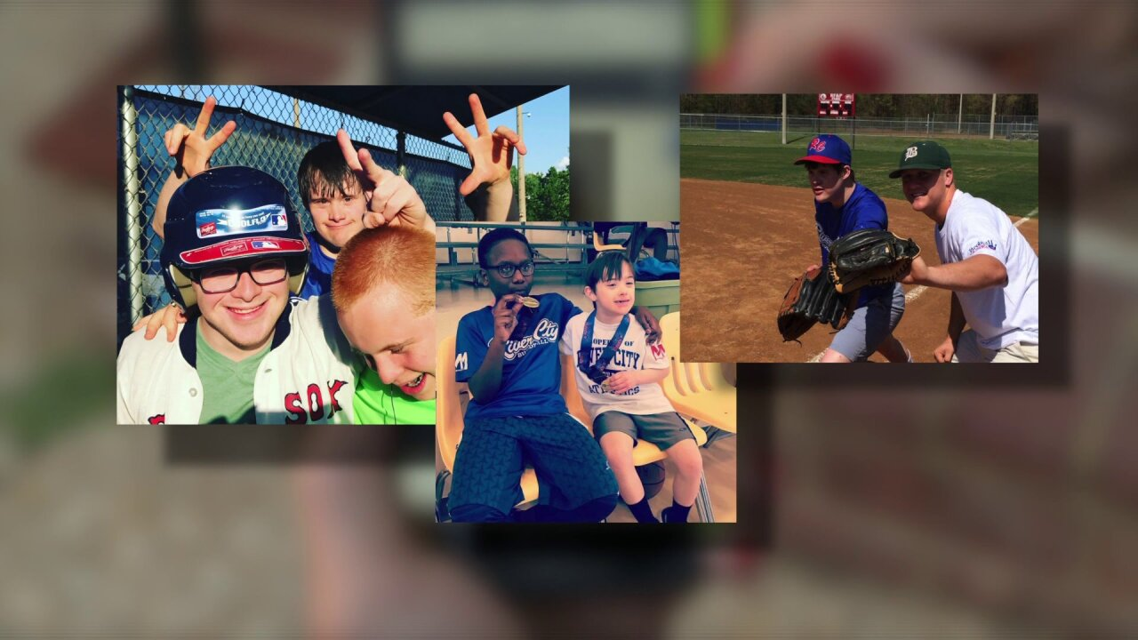 Jacob's Chance offers opportunities to athletes with specialneeds