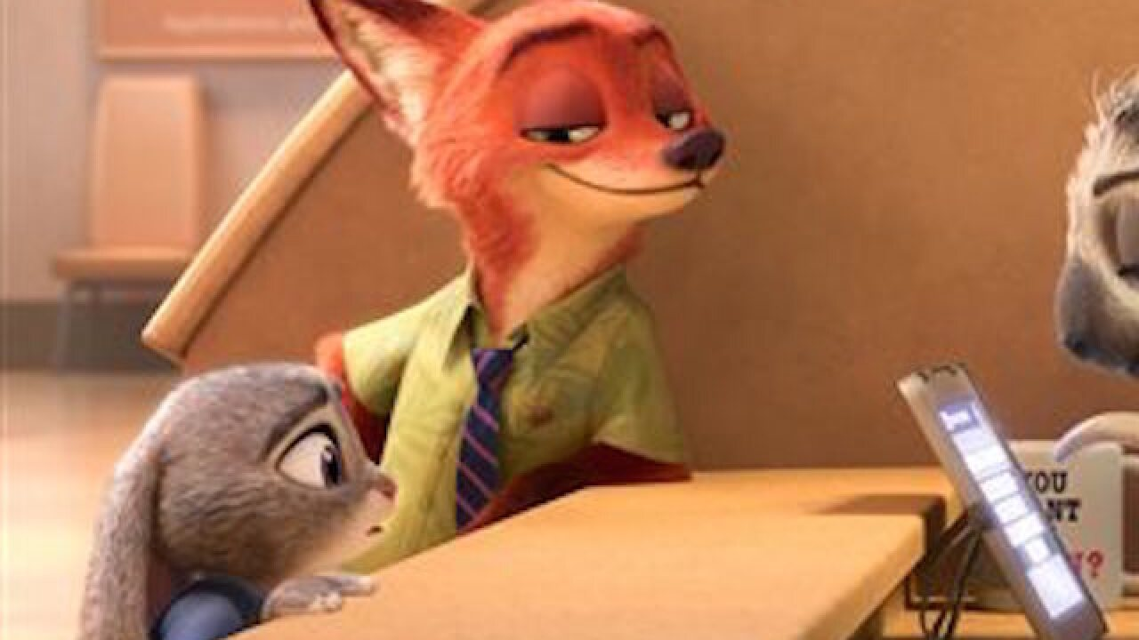 'Zootopia' continues strong push at box office