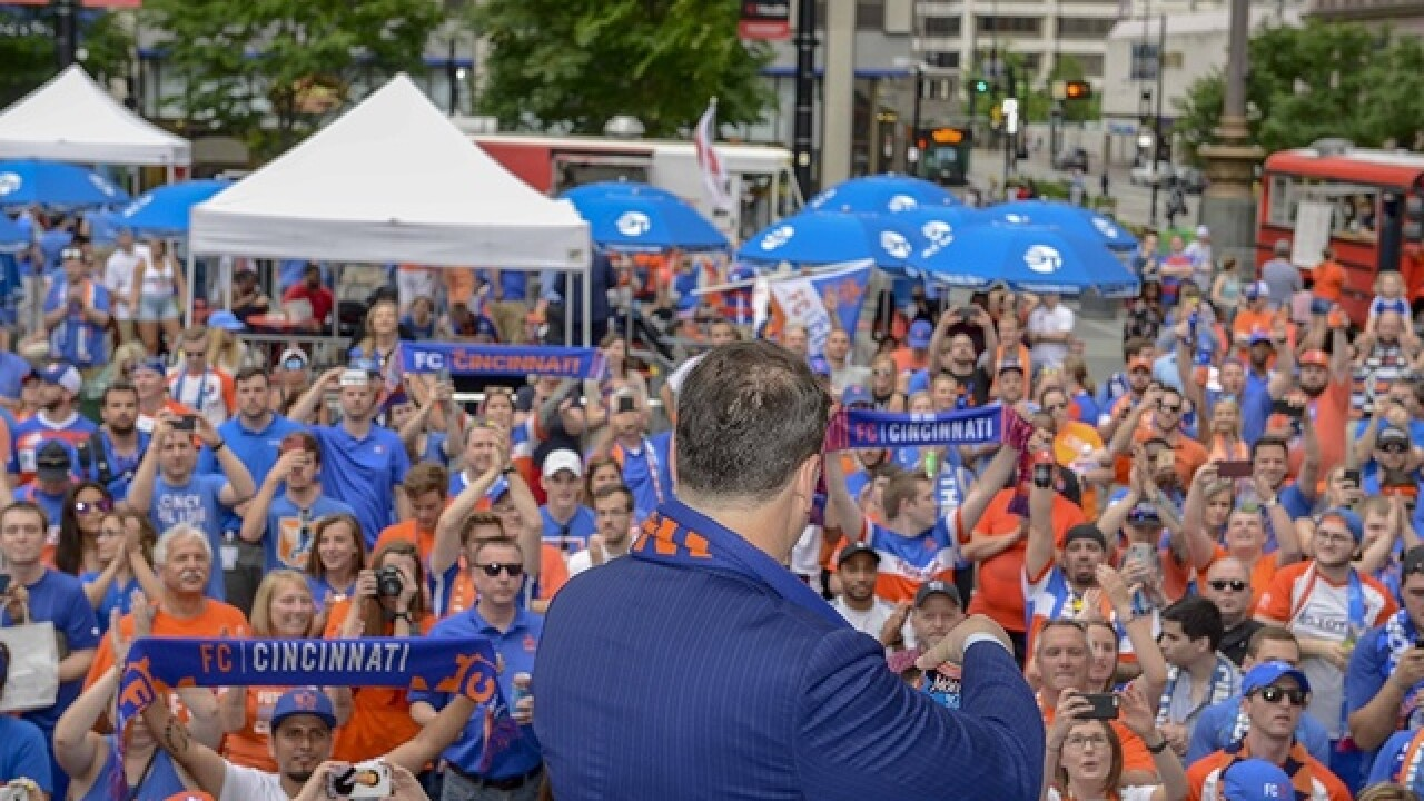 Major League Soccer invite is FC Cincinnati's 'happily ever after' -- but there's more to the story