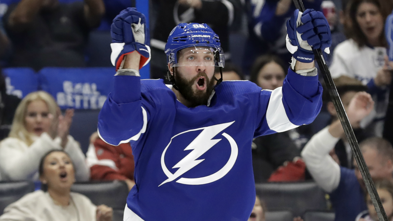 Nikita Kucherov Jan 10 2020