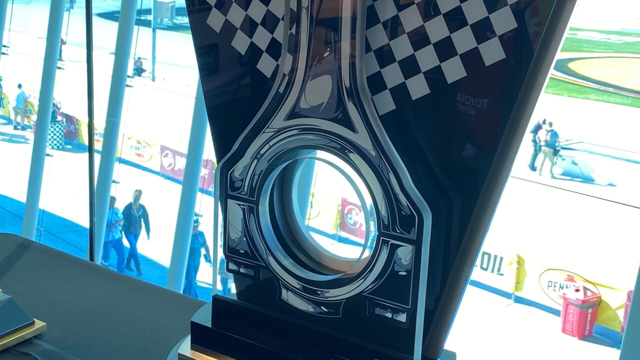 NASCAR roars into the Las Vegas Motor Speedway all weekend with as many as 150,000 expected to attend across all three days of racing