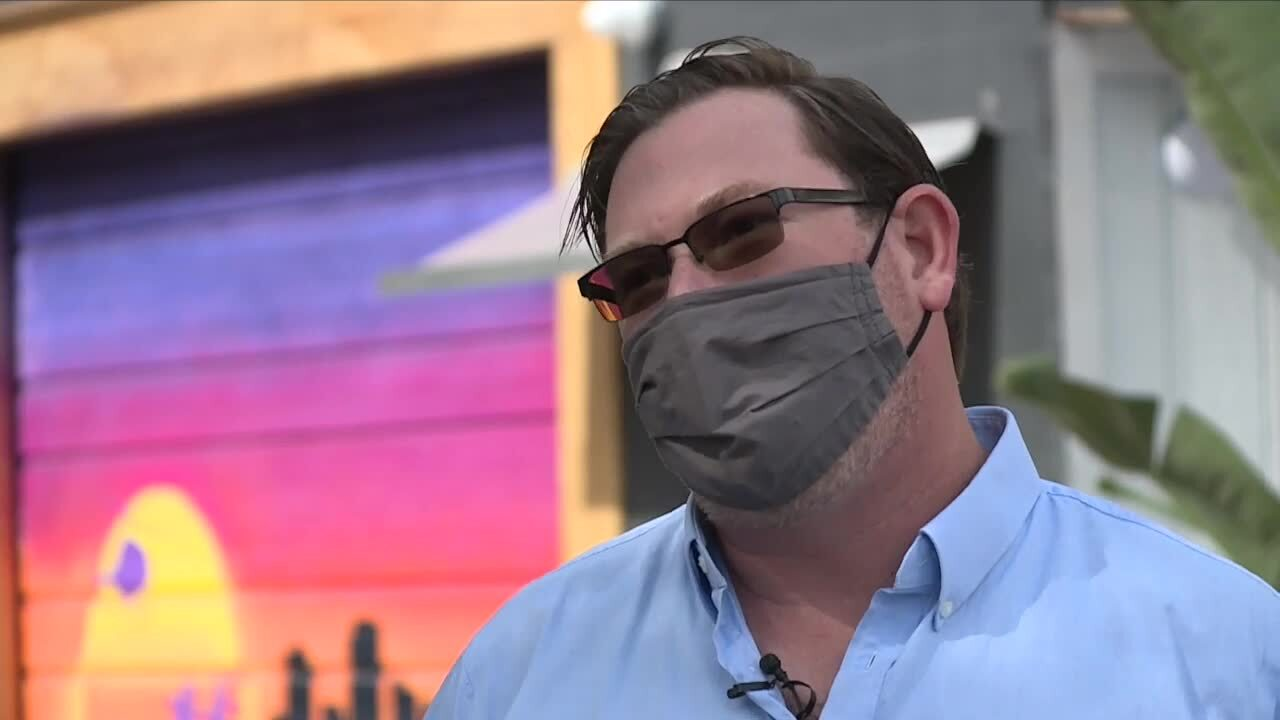 Brian Rosen, owner of The O.G. bar in Delray Beach