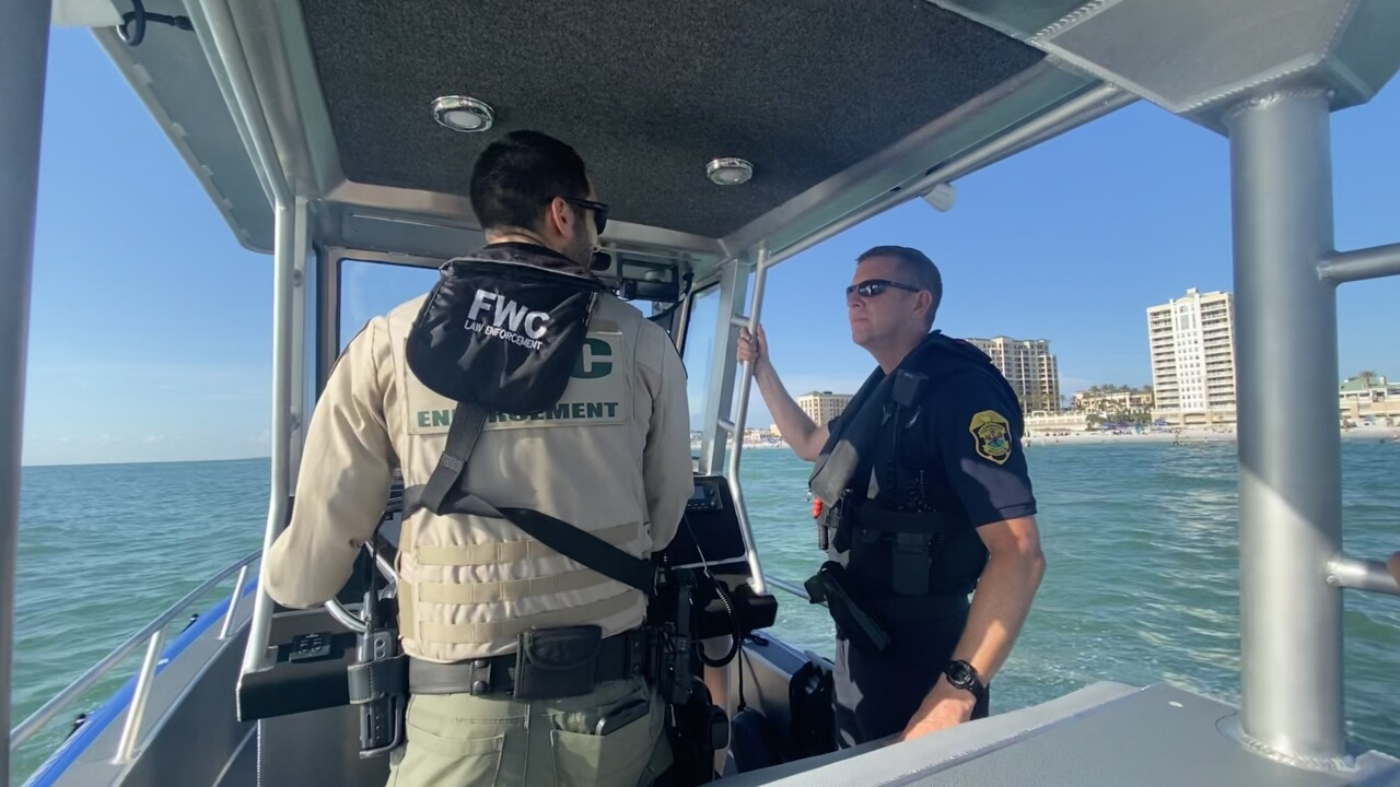 Clearwater PD marine unit