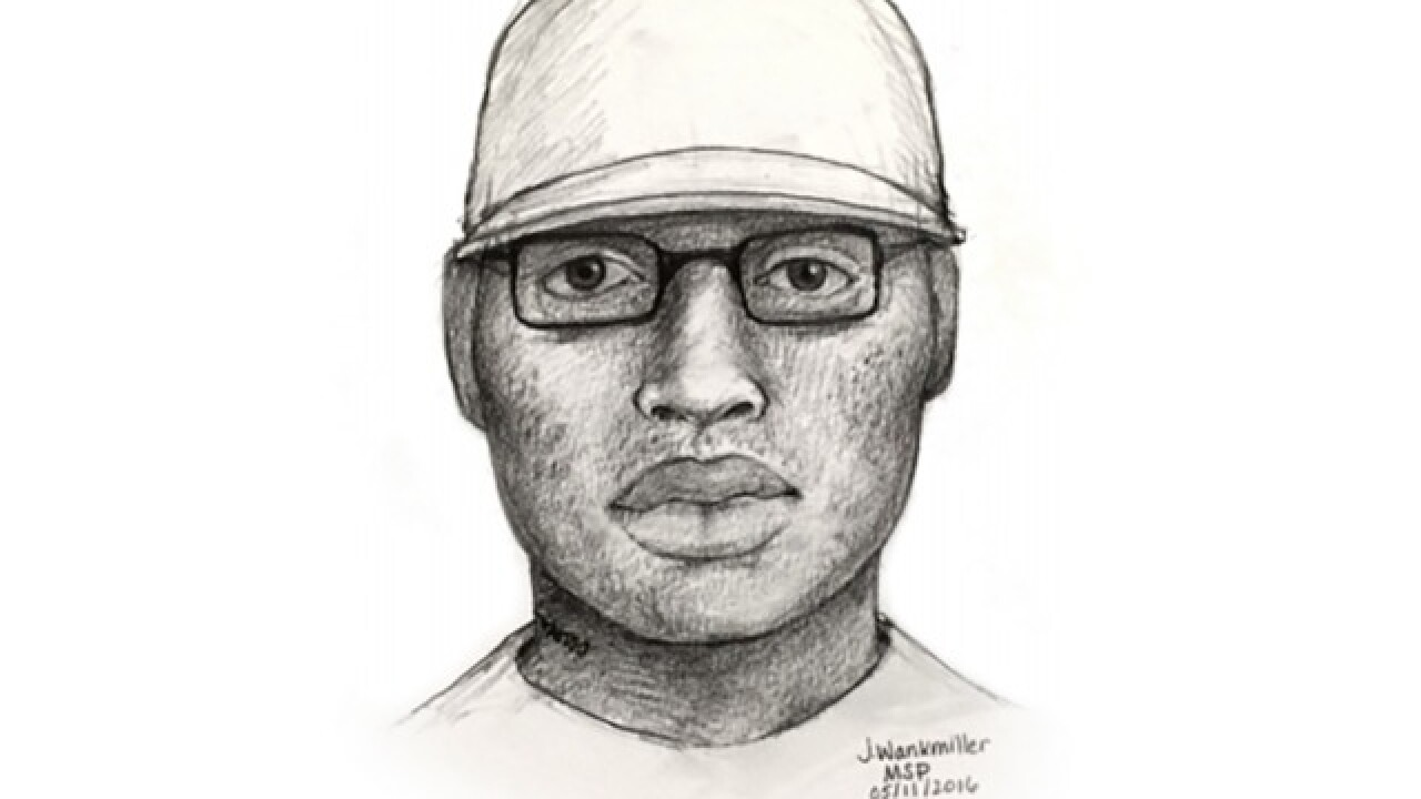 Sketch released in sexual assault in Pittsfield