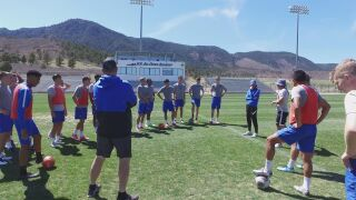 Air Force men's soccer sets sights on first round of NCAA tournament