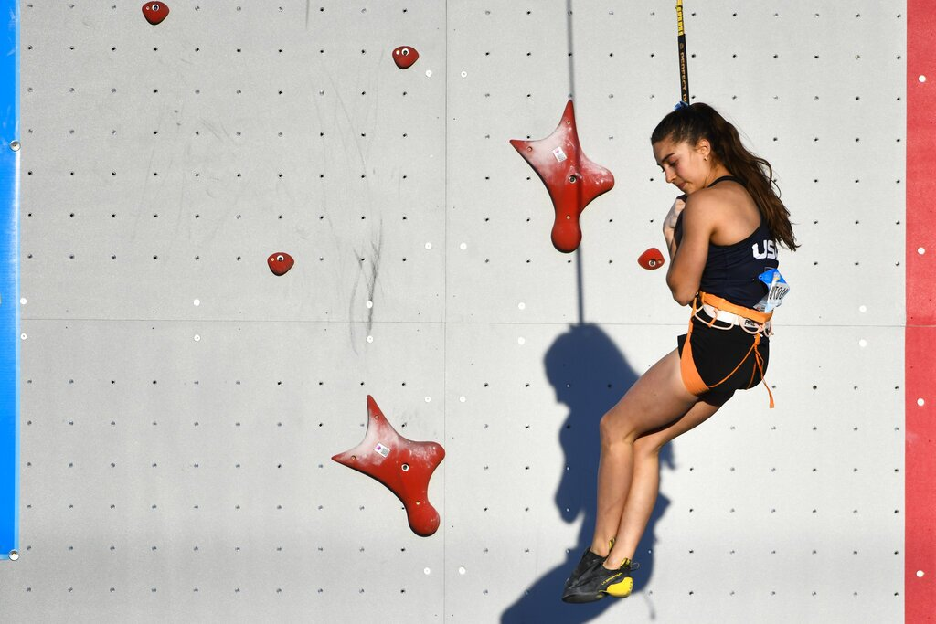 Climbing World Cup