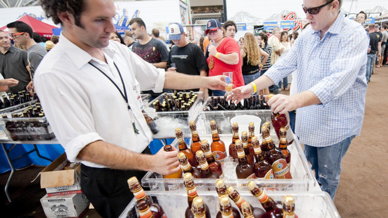 Global, local favorites on tap for San Diego International Beer Festival