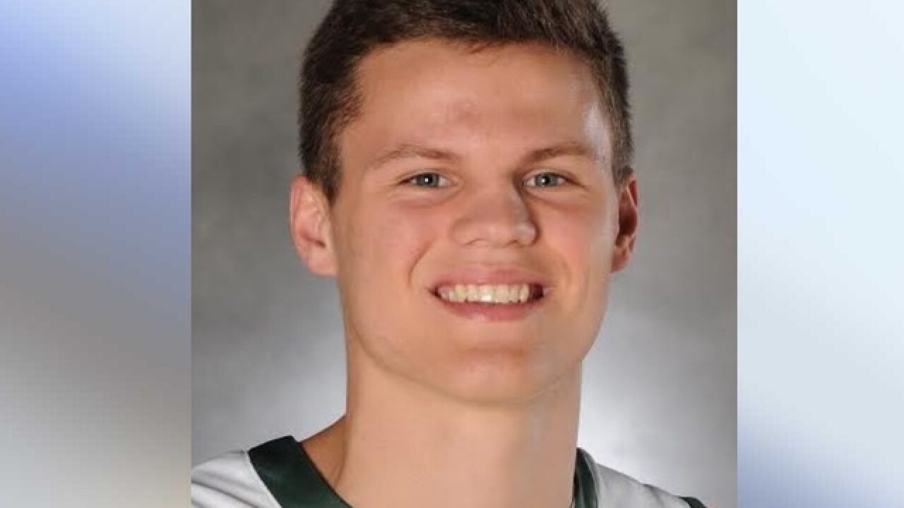 Grant Benzinger to leave Wright State hoops