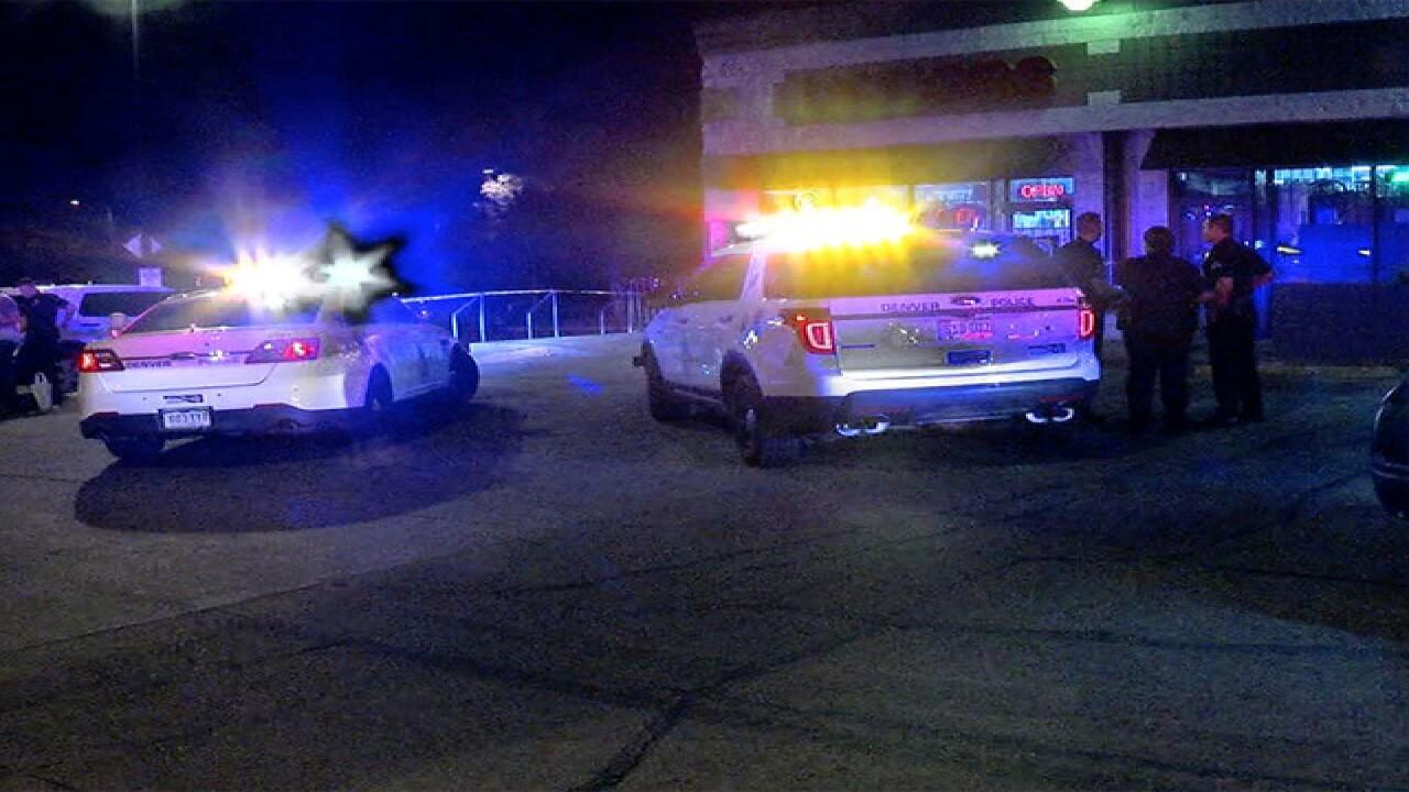 MAP: 4 shootings in a span of 12 hours in Denver