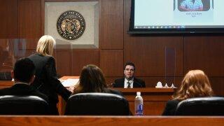 kylr yust murder trial testimony day 9
