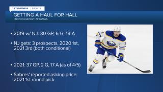 Taylor Hall Haul FS