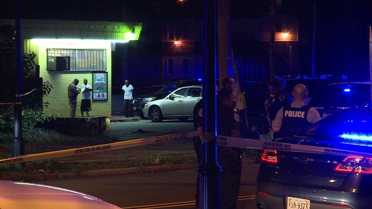 Man killed in Richmond marketshooting