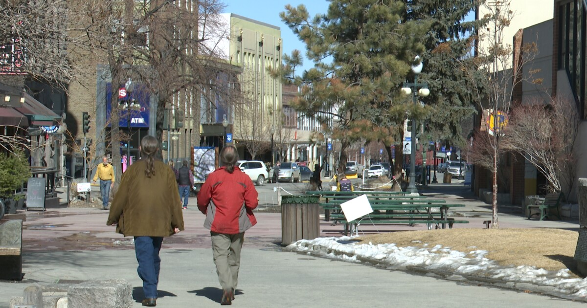 Helena leaders looking at options for addressing downtown graffiti