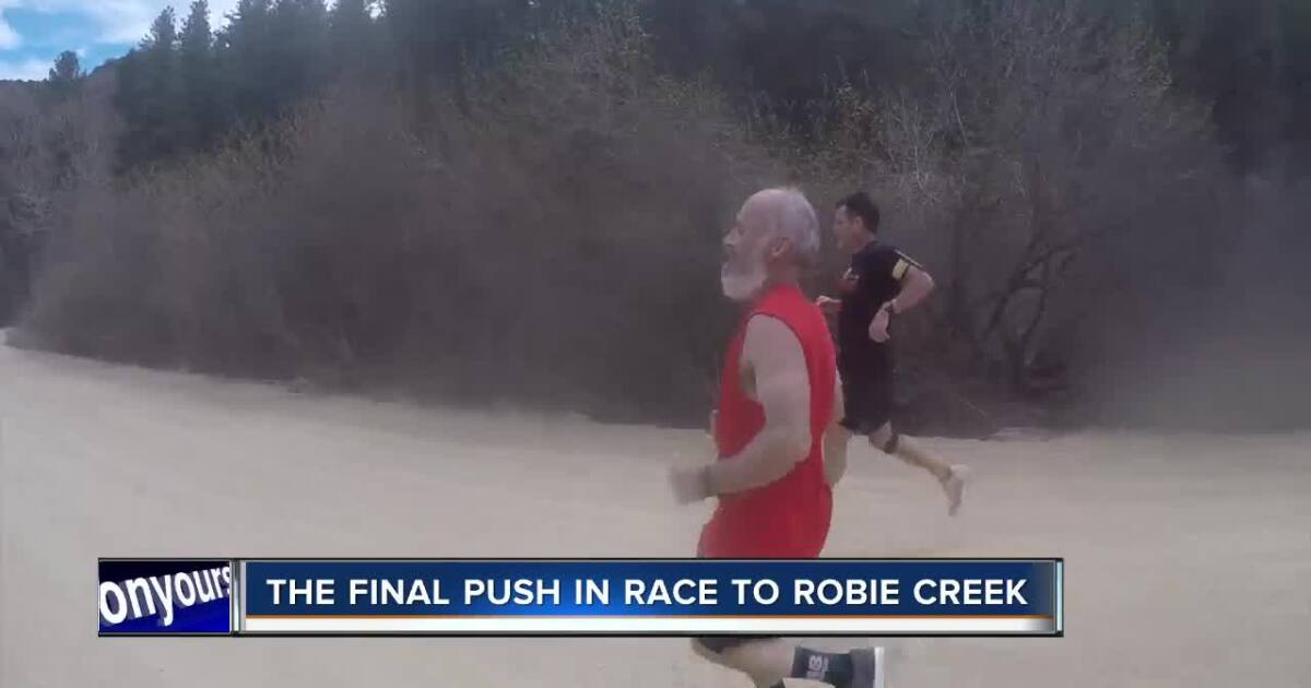 A different perspective on the Race to Robie Creek