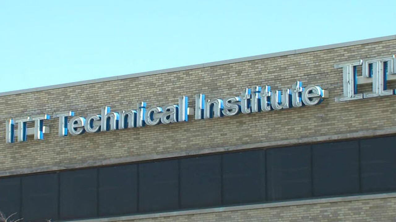 ITT Technical Institute shuts down after federal ruling