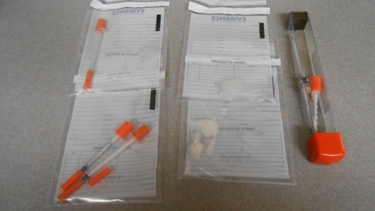 Creston police make 5 drug busts in 6 days